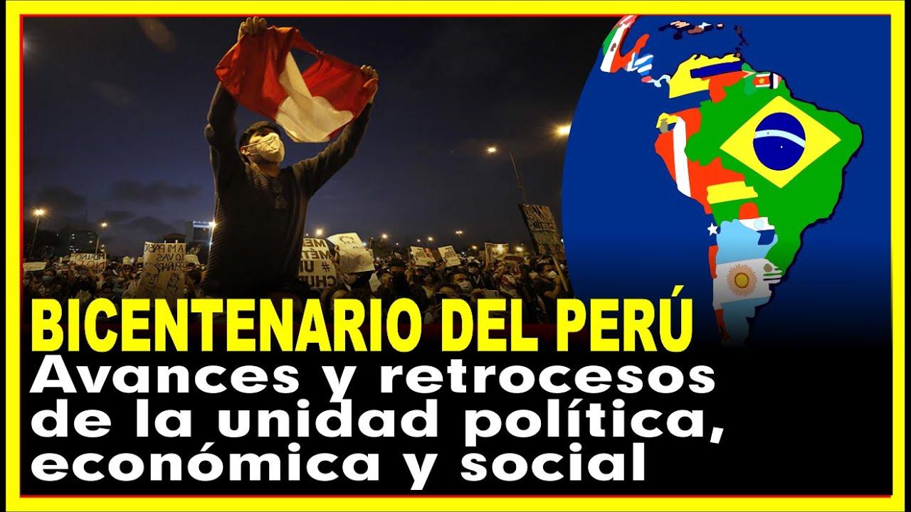🔴Avances, retrocesos y perspectivas de la unidad social, económica y política en Latinoamérica