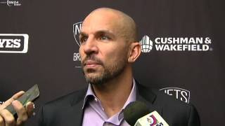Jason Kidd on Brooklyn Nets' overtime loss to Sixers