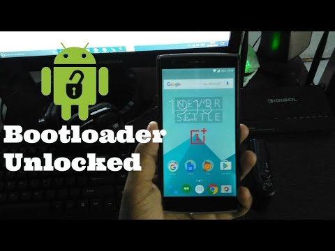 How to unlock bootloader of your android device