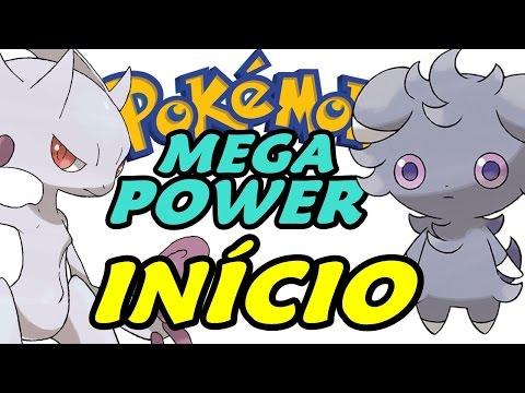 Pokémon Mega Power (Detonado - Parte 1) - Início (Série em Português)