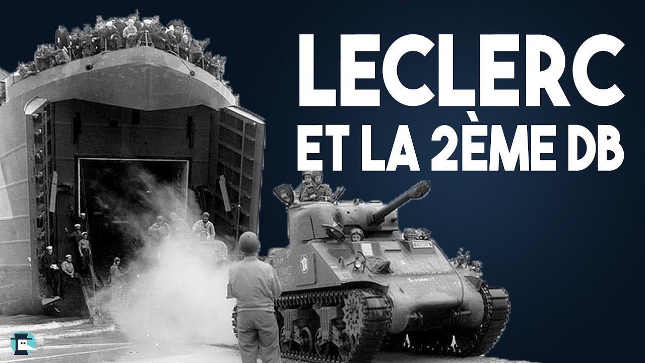 Leclerc et la 2ème division blindée :  le plus téméraire des généraux français ?