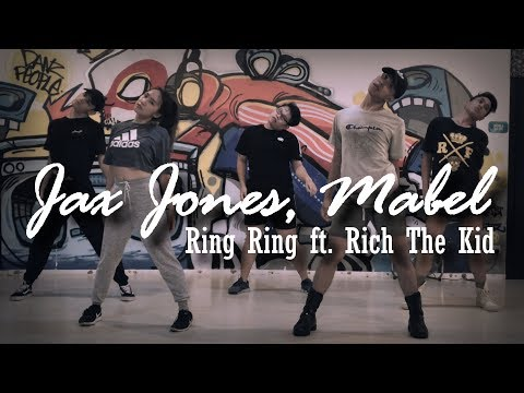 Ring Ring ft. Rich The Kid | Jax Jones, Mabel @msandreaschua choreography