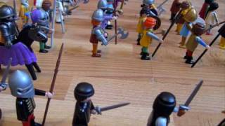 Die Schlacht um Minas Tirith Playmo part 1