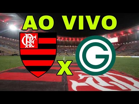 Flamengo X Goias Ao Vivo No Maracana Youtube