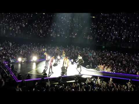 BTS Love Yourself World Tour, Berlin 181016: Blood Sweat Tears