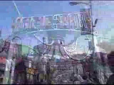 Santa Monica Pier - a JS3 film
