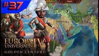 3 GUERRAS AO MESMO TEMPO!!! - Europa Universalis 4 Golden Century #37 (Gameplay/PTBR)
