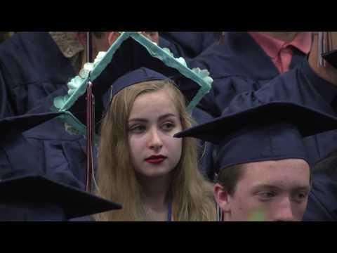 2017 New Fairfield High School Graduation