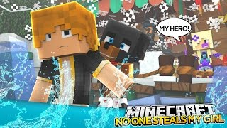 NO ONE STEALS MY GIRL - Minecraft - Little Baby Max Roleplay w/Baby Angel