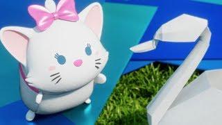 Origami | A Tsum Tsum Short | Disney