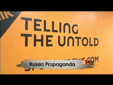 Russian Government Funding International Radio and Television
