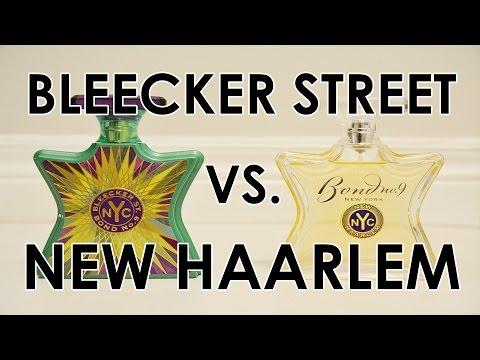FRAGRANCE CIVIL WAR: BLEECKER STREET vs. NEW HAARLEM | CascadeScents