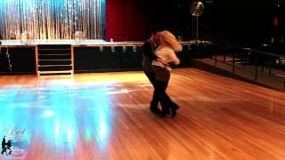Nuroc - Best of the Best 2013 - Freestyle Demo - Jordan Frisbee & Tatiana Mollmann