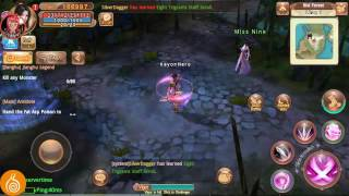 Keyon plays Age of Dynasty Wushu episode 25 no edit