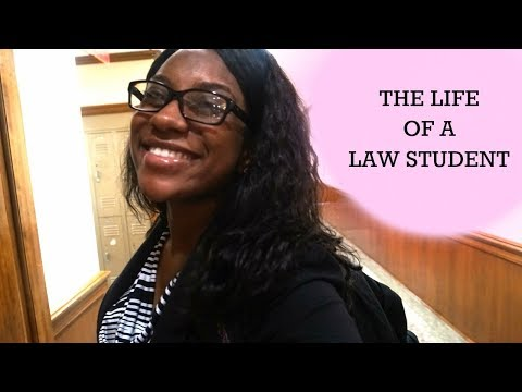 VLOG #7 | How I Prepare For Class!  | THE LEGAL TEA