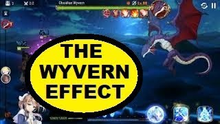 THE WYVERN EFFECT   UN TS MOST EFFECTED BY THE WYVERN EFFECT