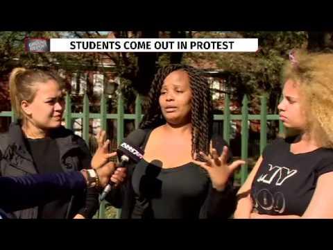 Pupils, parents react to alleged racism at Pretoria Girls High