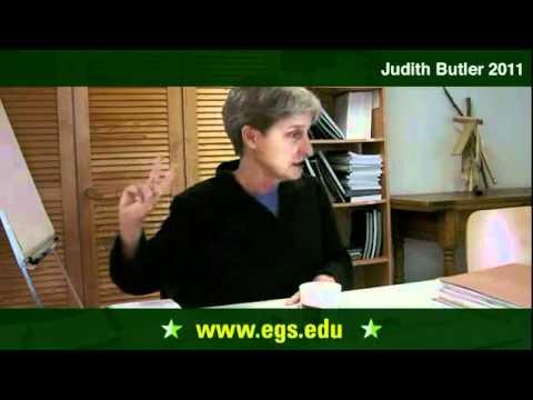 Judith Butler. The Figure of Odradek in Kafka. 2011