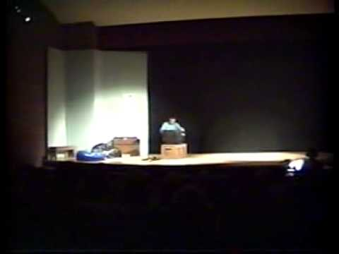 """""""Soft Soap"""" Spring play performed by BCL-UW students 1992, Part 1"""