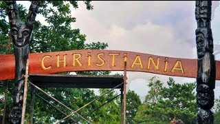 Copenhagen, Denmark: Christiania and Christianshavn