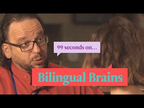 99 Seconds on Bilingual Brains | Polyglot Conference