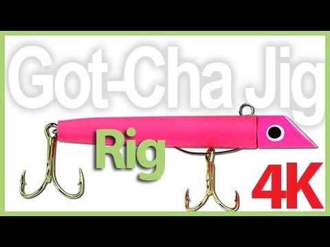 Gotcha Lures - Part #1 (Rig) 4K