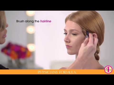 How Physicians Formula How To Wear Bronzer