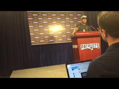 Matthew Slater on the Patriots support of Tom Brady