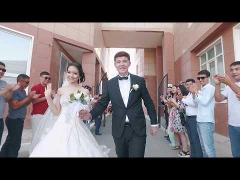 Самая вышка свадьба в Атырау той 2017 года