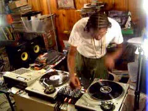 """Damu of Y Society - """"Travel At Your Own Pace"""" vinyl mix"""