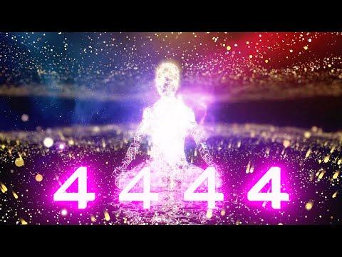 Angel Frequency Music 4Hz 40Hz 444Hz 4444Hz Spiritual Grounding and Healing Energy