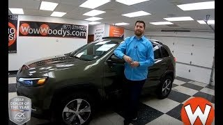 2019 Jeep Cherokee Limited Review | Video Walkaround | Used Cars and Trucks for sale at WowWoodys