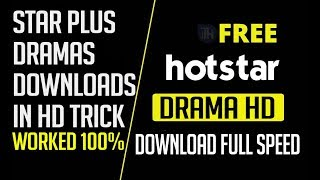 How To download Star Plus And Star Ustav Tv Serials In HD Worked 100% Chrome extensions