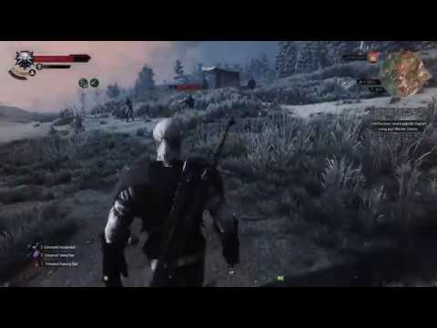 The Witcher 3 - Ghost Mode - Bandit Camp