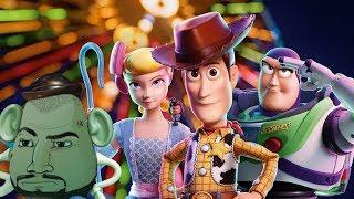 Toy Story 4 😍😍😍😍 [RECENZJA]