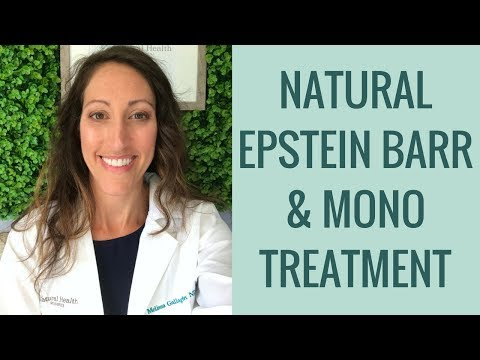 How to Heal Epstein Barr Virus EBV, Mono & Chronic Fatigue Naturally | Functional Medicine Treatment