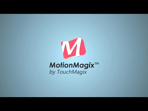 MotionMagix Pro Interactive Wall and Interactive Floor