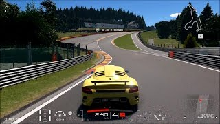 Gran Turismo Sport - RUF CTR3 2007 - Test Drive Gameplay (PS4 HD) [1080p60FPS]