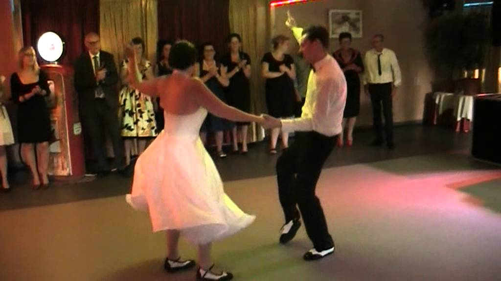 Our rock \'n roll wedding dance 07-06-2013 - YouTube