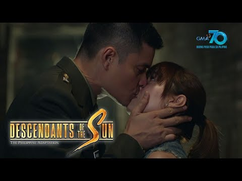 Descendants Of The Sun: Big Boss And Doc Beauty's First Kiss | Episode 17