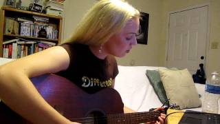 Crazy Girl (Eli Young Band) - Kasey Lansdale cover