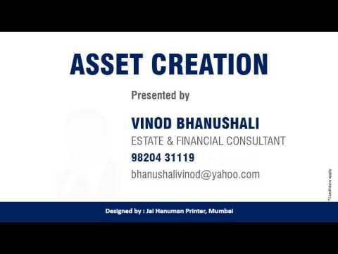 LIC ASSETS CREATION PLAN