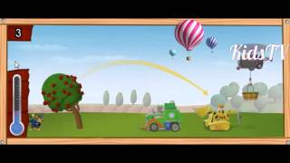 мультики для детей игра Щенячий патруль Puppy patrol 4