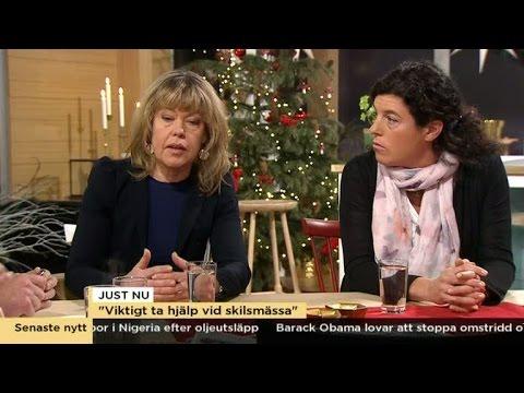 Så överlever du skilsmässan bäst - Nyhetsmorgon (TV4)
