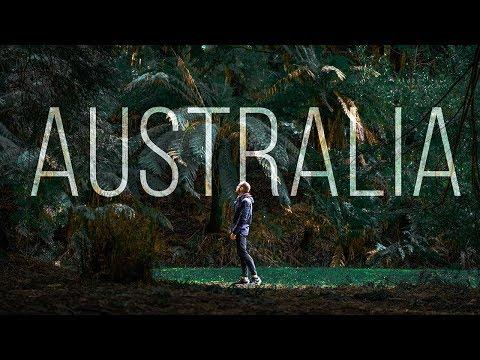 Австралия, которую вы не увидели у Птушкина // Леса и водопады Виктории