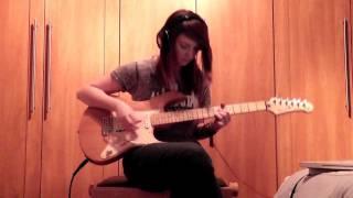 Laurie Buchanan - Guthrie Govan - Wonderful Slippery Thing - Cover - HD