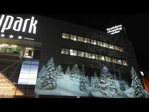 Aupark, Bratislava shopping center