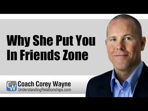 Why She Put You In Friends Zone
