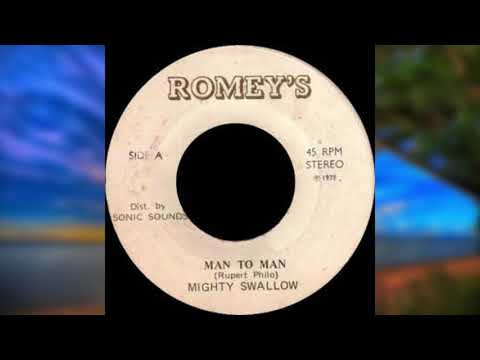 King Swallow - Man to Man (Antigua 1978 Calypso)