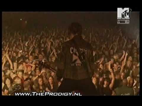 The Prodigy - Their law (live in Amsterdam 2005)